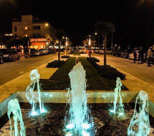 A Pisa il litorale cambia volto, inaugurata piazza Belvedere
