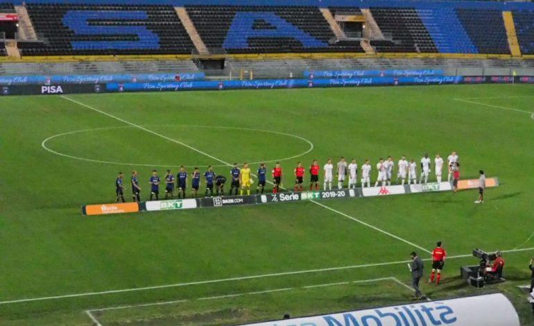 Vittoria importante del Pisa contro il Trapani della famiglia Petroni: è zona playoff!