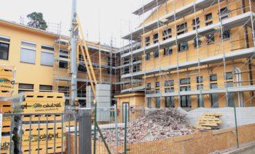 Scuole, lavori in corso per 27 appalti in 60 cantieri