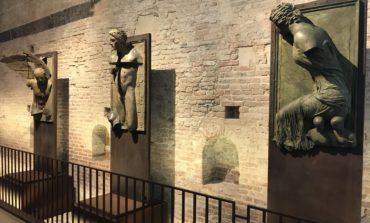 Museo delle Sinopie di Pisa, esposte tre opere di Igor Mitoraj