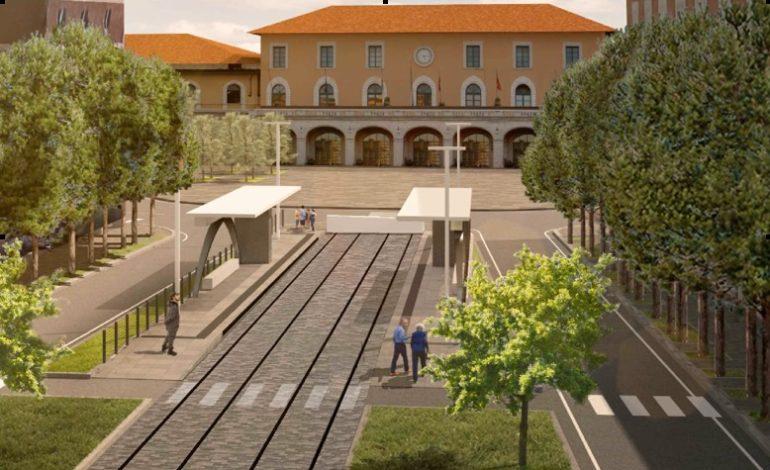 Tranvia Stazione Centrale – Cisanello: la Giunta approva progetto di fattibilità tecnico-economica