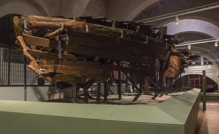 Un Weekend al Museo delle Navi Antiche di Pisa