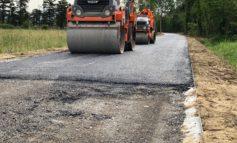 Ciclopista del Trammino, proseguono i lavori per la stesura dell'asfalto