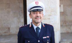 Alberto Messerini è il nuovo comandante della Municipale di Pisa