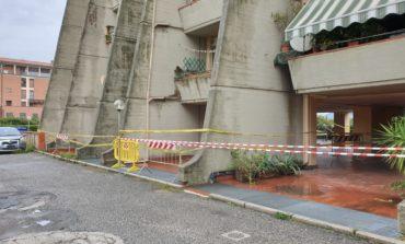 Edificio evacuato in Via Pungilupo, famiglie rientrate nelle proprie abitazioni