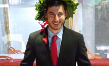 Eliseo, studente sordo, si laurea in Ingegneria biomedica