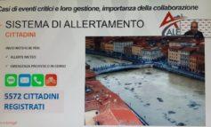 Protezione Civile, Comune di Pisa modello di riferimento