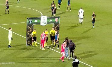 Marconi sul finale trova il pari: Pisa Monza 1-1