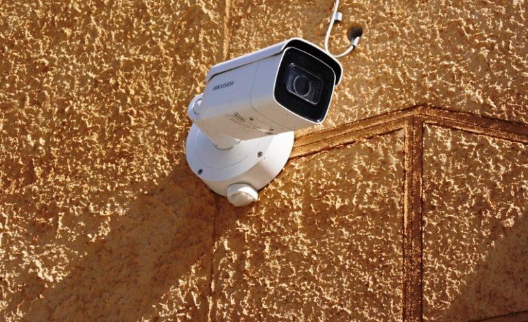 Operativo il nuovo impianto di videosorveglianza da Porta Fiorentina a via Croce