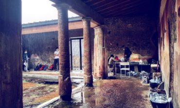 Si è conclusa la terza campagna di scavo dell'Università di Pisa a Pompei