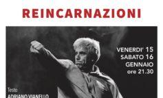 """""""Reincarnazioni"""". Inizia il 2021 in streaming del Teatro Nuovo"""