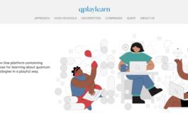 Presentata una nuova piattaforma online per permettere a tutti di capire le tecnologie quantistiche