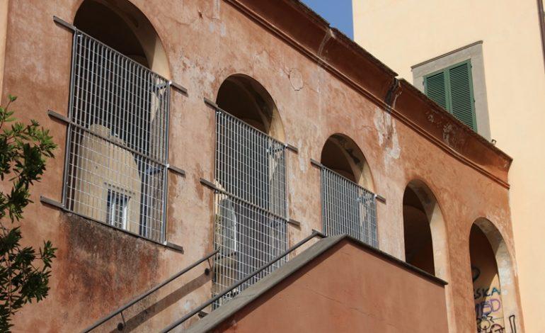 Installata cancellata antiscavalco alla galleria del Giardino Scotto