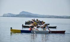 Sul canale dei Navicelli appuntamento con il canottaggio nazionale