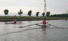 Appuntamento col canottaggio nazionale sul Canale dei Navicelli