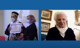 L'Università di Pisa ha conferito la laurea magistrale honoris causa in Scienze per la Pace a Liliana Segre