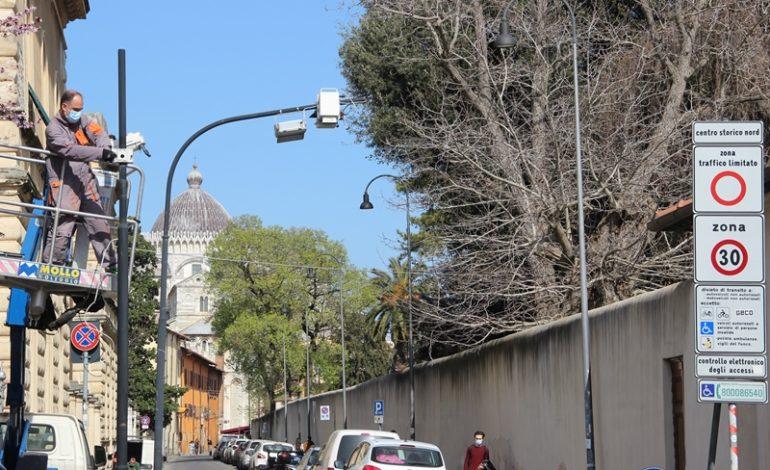 Sostituzione telecamere ai varchi Ztl, le modifiche al traffico dal 15 al 19 marzo