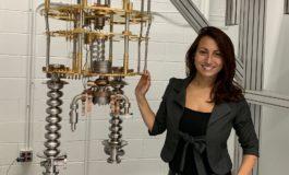La scienziata del FermiLab Anna Grassellino inaugura la didattica del secondo semestre dell'Università di Pisa