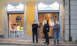 Commercio: nuova sede per la Libreria Pellegrini