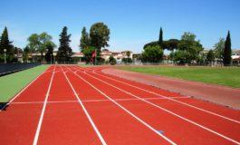 """Inaugurata la nuova pista di atletica al Campo Scuola """"Cino Cini"""""""