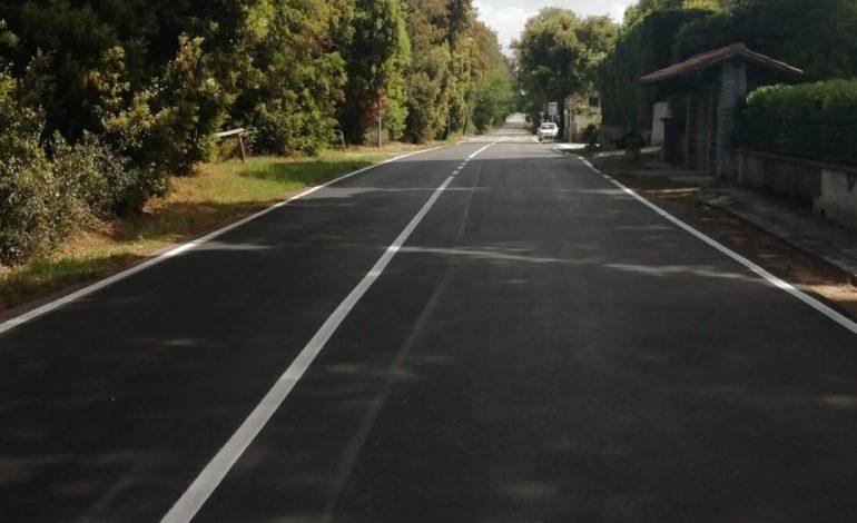 Litorale verso l'estate: nuovi marciapiedi e asfalti