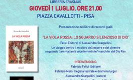 """""""La viola rossa: il sorriso silenzioso di Dio"""" (Felici editore) di Alessandro Scarpellini"""