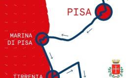 Mille Miglia a Pisa nel giorno di San Ranieri e mercoledì 16 tappa a Marina di Pisa