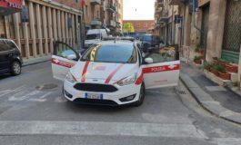 Atti osceni in luogo pubblico, intervento immediato della Polizia Municipale di Pisa