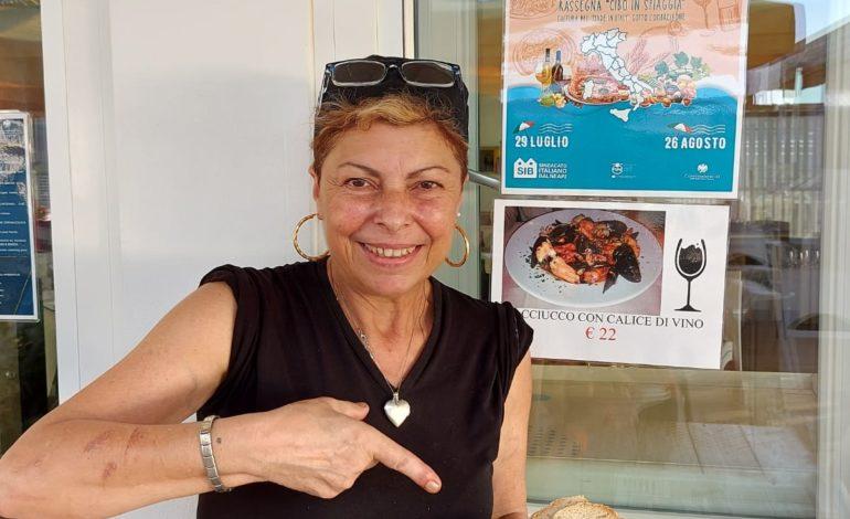 Trionfo di cibo e sapori sul Litorale nella prima tappa di Tipici da Spiaggia