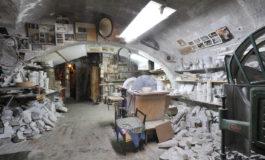 Apre al pubblico un'antica bottega di alabastro a Volterra