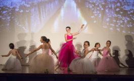 Le piccole ballerine del CSI di Pisa e lo spettacolo di fine anno