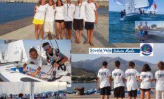 La partecipazione al 420 Junior European Championship dei tre equipaggi della Scuola Vela Mankin si chiude con un bilancio positivo