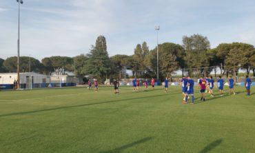 La squadra nerazzurra torna ad allenarsi a San Piero a Grado