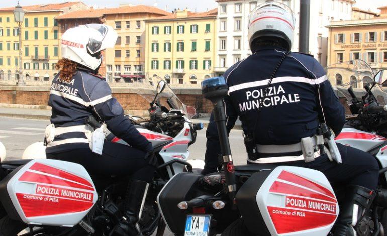 Sicurezza, arrestate due persone nei vicoli
