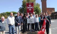 Rotatoria della Cittadella intitolata a Piero Fioretti