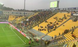 Primo pareggio della stagione per i nerazzurri: Parma - Pisa: 1-1