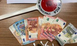 Polizia Municipale, due arresti per spaccio di stupefacenti in zona Vettovaglie