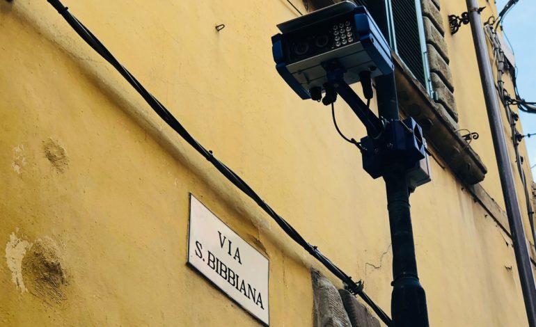 Installate le telecamere in uscita ai varchi Ztl