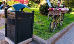 Ambiente e decoro a Pisa, nuovi cestini in piazza Dante e altri 80 in arrivo