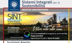 Il master SINT dell'Università di Pisa diventa Scuola EMAS