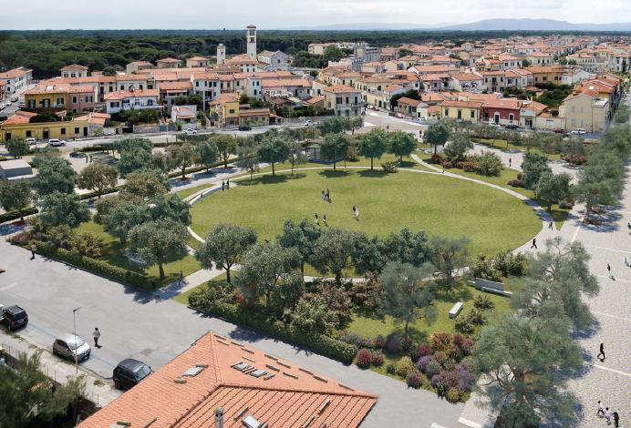 """Verde urbano, Pisa 2035: """"Una città possibile"""""""