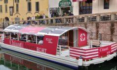 Milano Wine Week: ecco la Chianti Lovers Boat, il battello per degustare Chianti