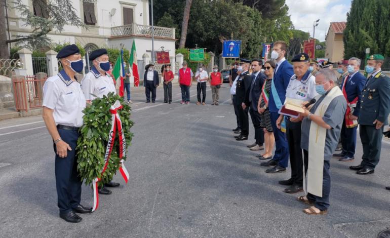 Marina di Pisa: cerimonia in ricordo dei caduti pisani nella Grande Guerra